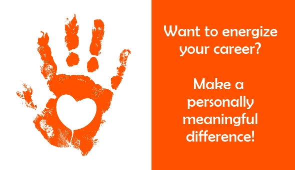 make a personally meaningful difference