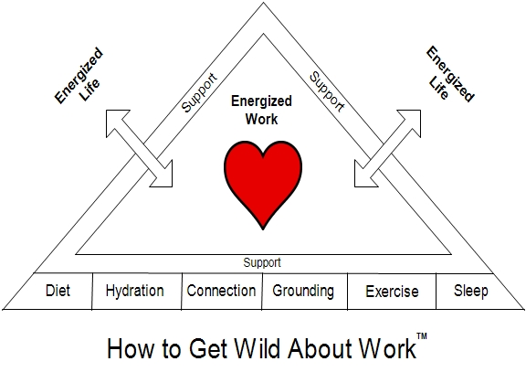 Wild About Work model