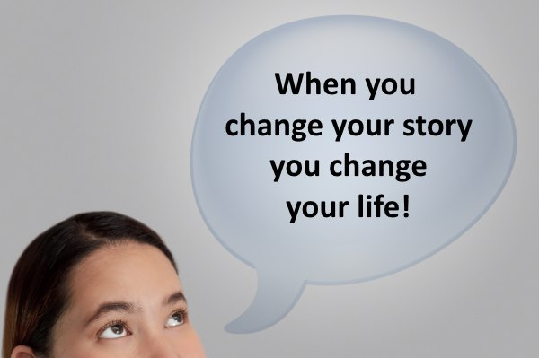 Change your story, change your life at work